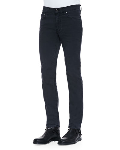 Acne Studios Max Slim-Ft Man Ray Jeans