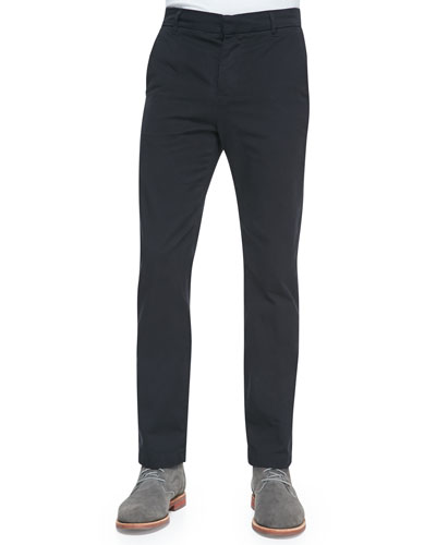 Band of Outsiders Cotton Chino Pants, Navy