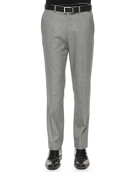 Marlo Hyco Suit Pants, Grey