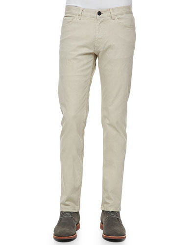 Brushed Garment Dyed Haydin Pants
