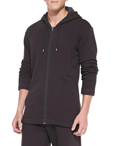 Bownes Hooded Sweatshirt, Charcoal