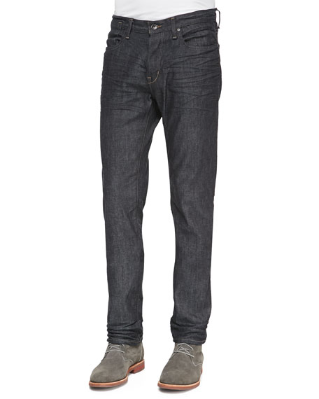 John Varvatos Star USA Bowery Slim-Fit Denim Jeans,