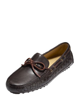 Grant Camp Woven Moccasin