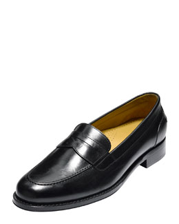 Bronson Leather Penny Loafer