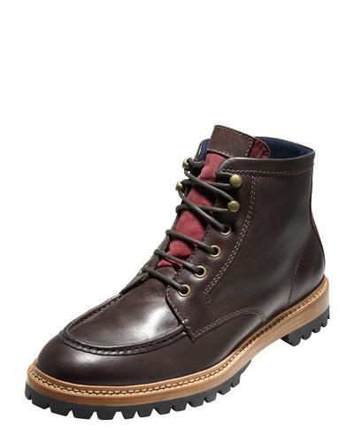 Judson Apron-Toe Boot