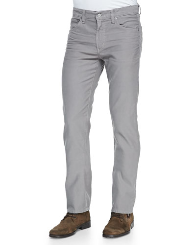Citizens of Humanity Sid Straight Stone Gray Jeans