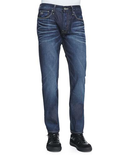 3301 Straight Hydrite Denim Jeans