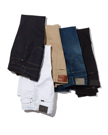 Luxe Performance: Standard Nightshade Jeans