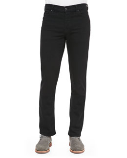 7 For All Mankind Luxe Performance: Standard Nightshade Jeans