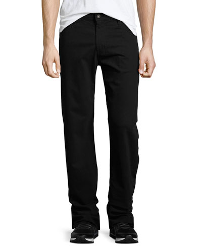 AG Adriano Goldschmied Graduate Sud Jeans, Black