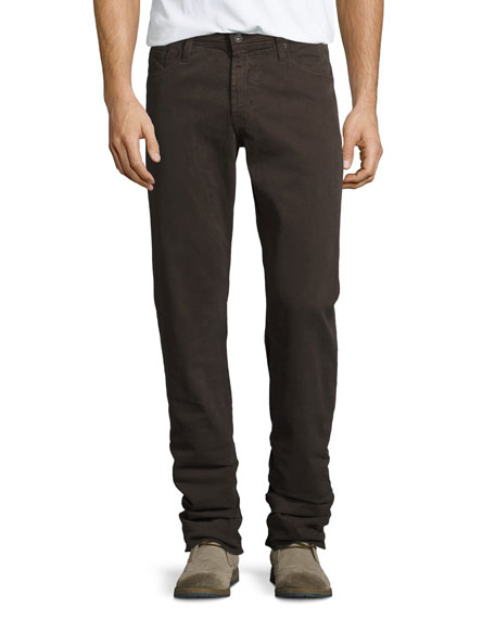 AGGraduate Sud Jeans, Brown