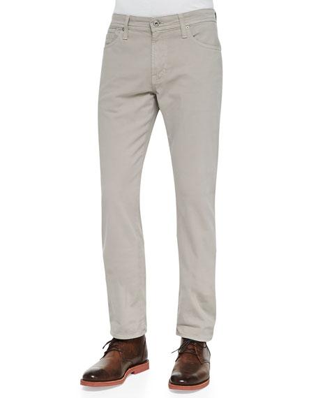 AG Graduate Sud Jeans, Tan