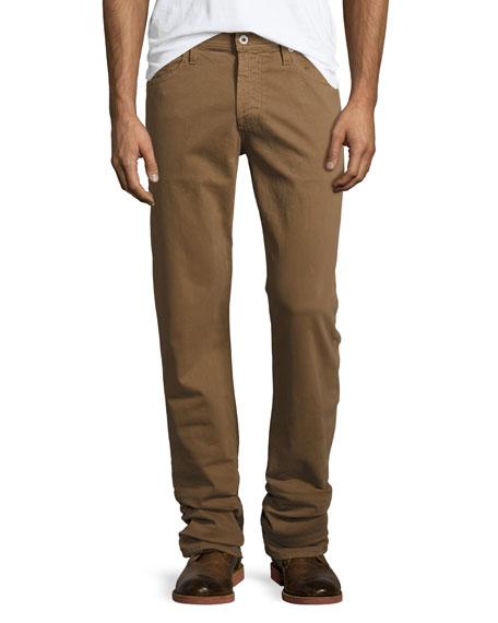 AG Graduate Sud Jeans, Dark Tan