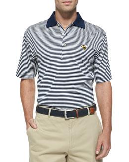 Peter Millar Georgia Tech Gameday College Shirt Polo