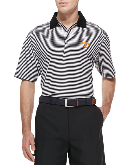 Peter Millar Tennessee Volunteers Gameday College Shirt Polo