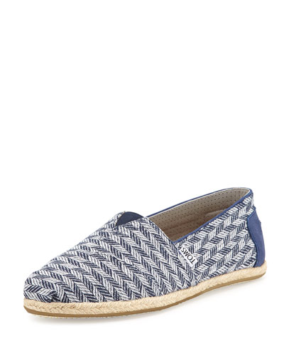 Alpagarta Patterned Flat Shoe
