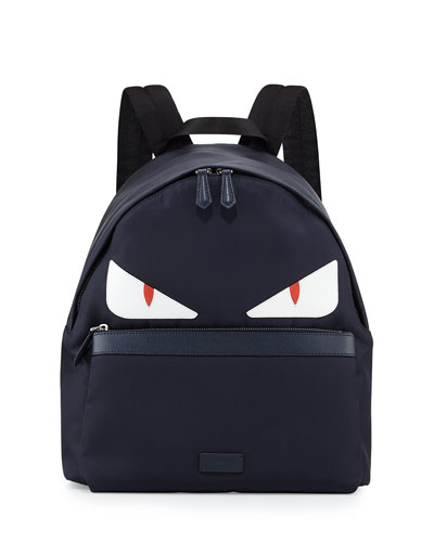 Monster Backpack, Black