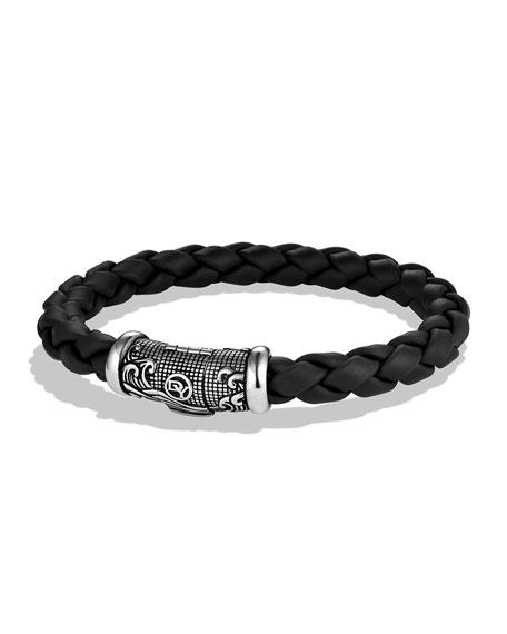 Waves Bracelet in Black