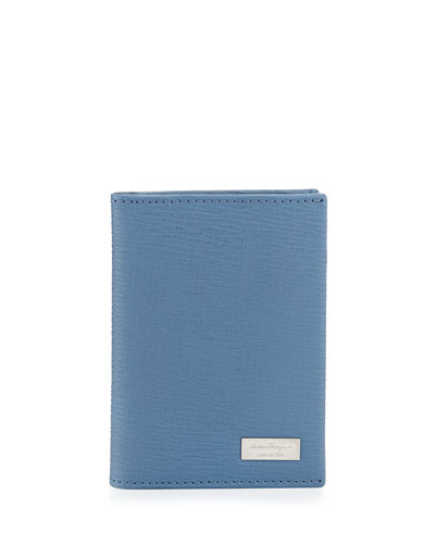 Revival Card Case, Gray