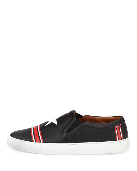 9fbe0cce6f2d Givenchy star and stripes printed skate shoe jpg 456x570 Reef skate shoes  three stripes