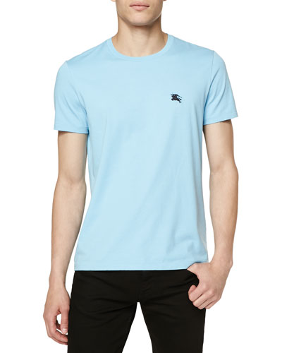 Burberry Brit Short-Sleeve Cotton T-Shirt