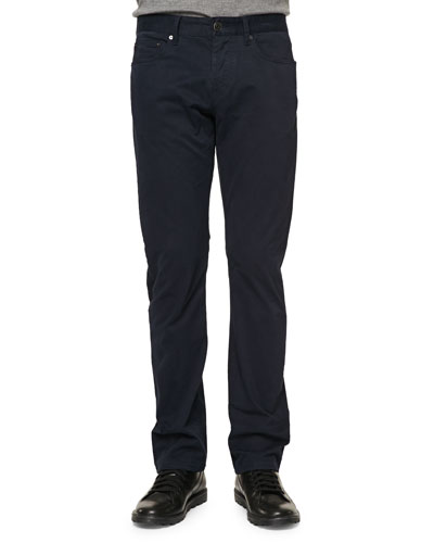 Five-Pocket Twill Pants