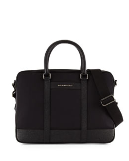 Small Nylon Briefcase