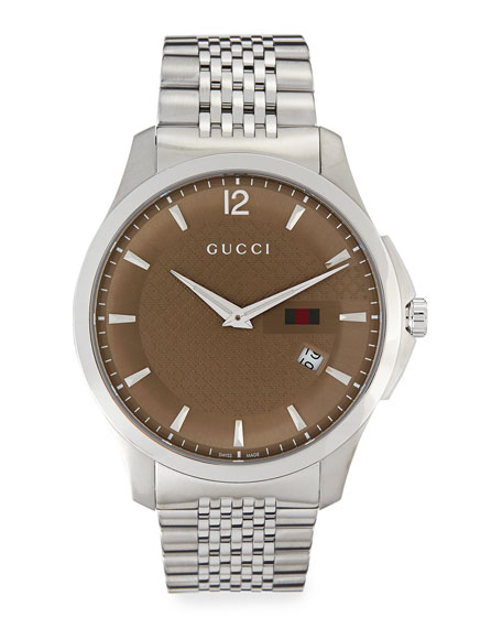 Gucci Large G-Timeless Collection Watch
