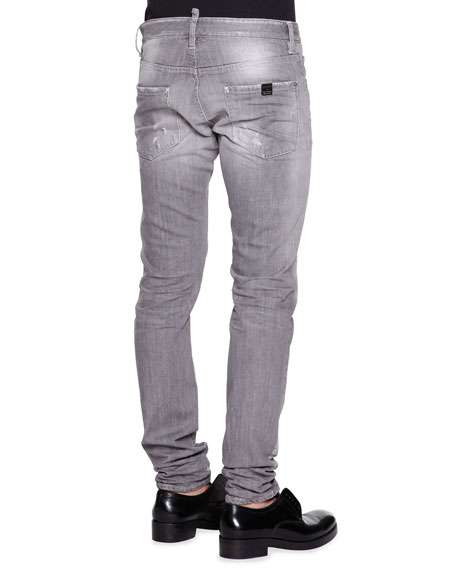Cool Guy distressed jeans - Grey Dsquared2 Geniue Stockist Discount Official Site oeZHM
