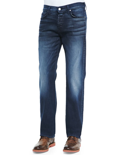 Luxe Performance: Standard Ocean Vista Jeans