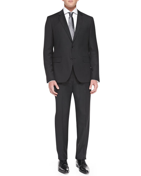 hugo boss black suits - photo #47