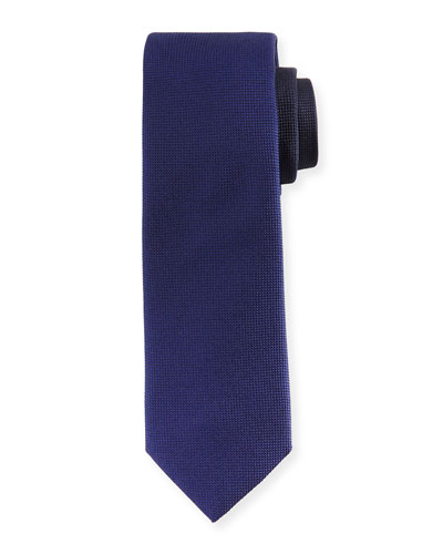 Monster Eyes Tie, Blue