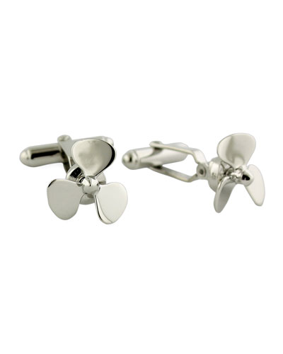 Propellor Cuff Links