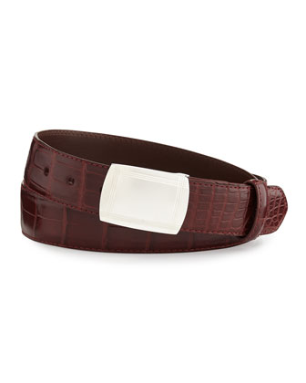 Custom W. Kleinberg Belts