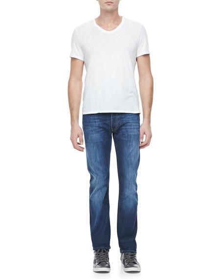 Roc Verakai Slim Fit Jeans, Blue