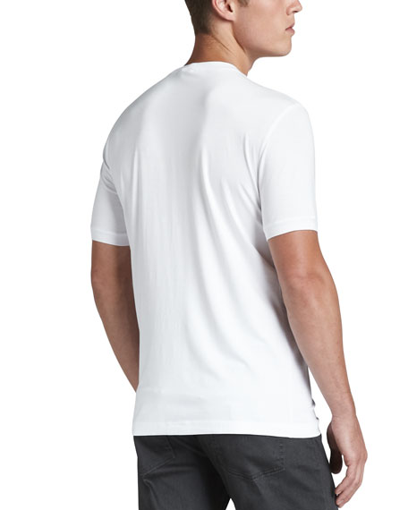 Jersey T-Shirt, White
