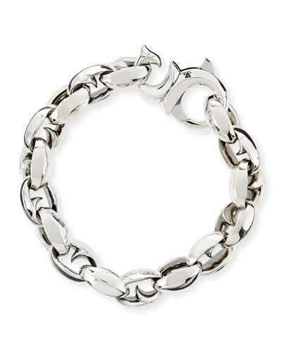 Stephen Webster Sterling Thorn Link Bracelet