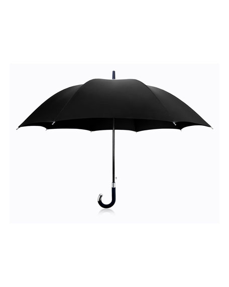 Davek Elite Cane Umbrella, Black