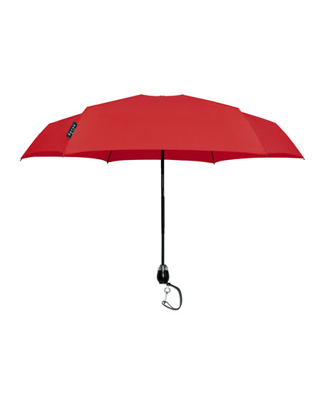 Traveler Small Umbrella, Red