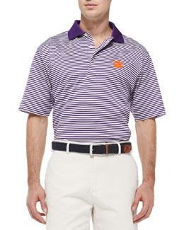 Peter Millar Clemson Gameday College Polo Shirt