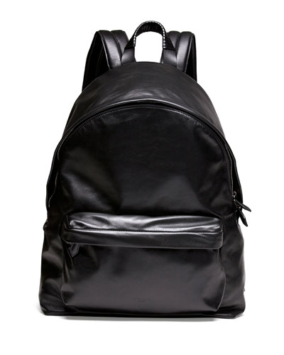 Bull Leather Backpack