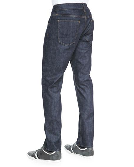 Blake Slim-Straight Jeans