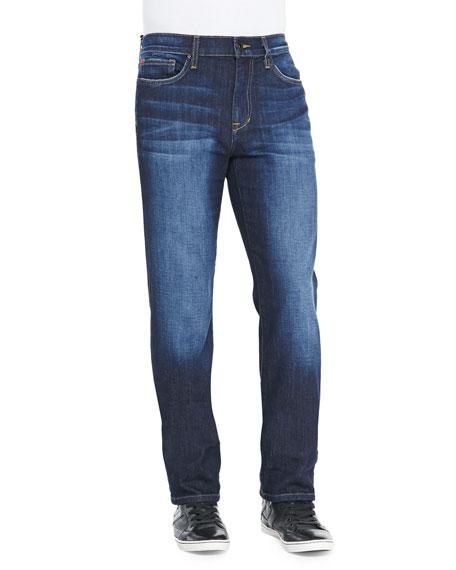 Classic Straight-Leg Kenji Denim Jeans