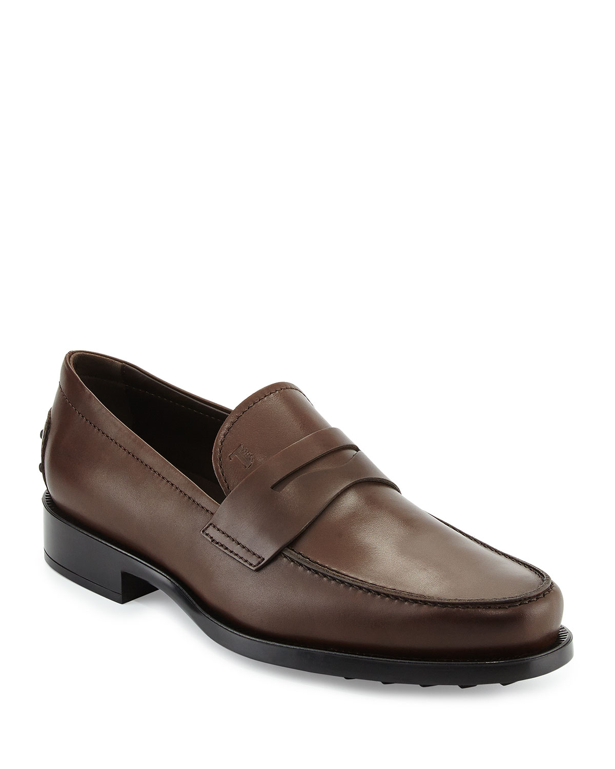 Tod's Neiman Leder Penny Loafer, Braun   Neiman Tod's Marcus dab949