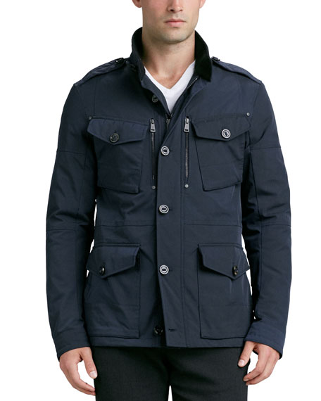 Commander Multi-Pocket Jacket
