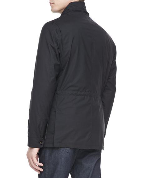 Elements Trofeo-Wool Field Jacket, Black