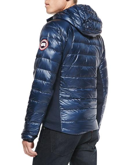 Canada Goose Hybridge Featherweight Puffer Jacket Blue