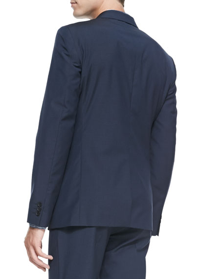Rodolf CF Graysin Jacket, Navy