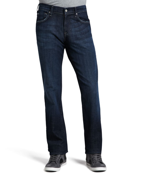 Austyn Los Angeles Dark Jeans, 36""