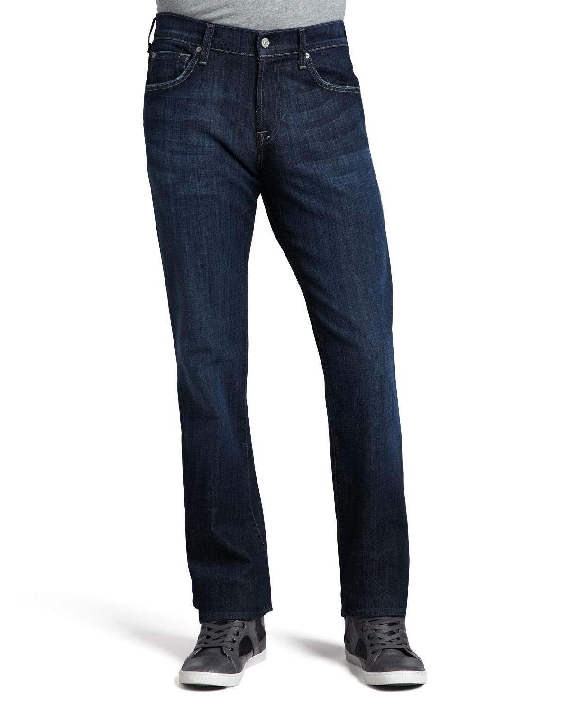 7 for all mankind Men s Austyn Los Angeles Dark Jeans 4c43d928e